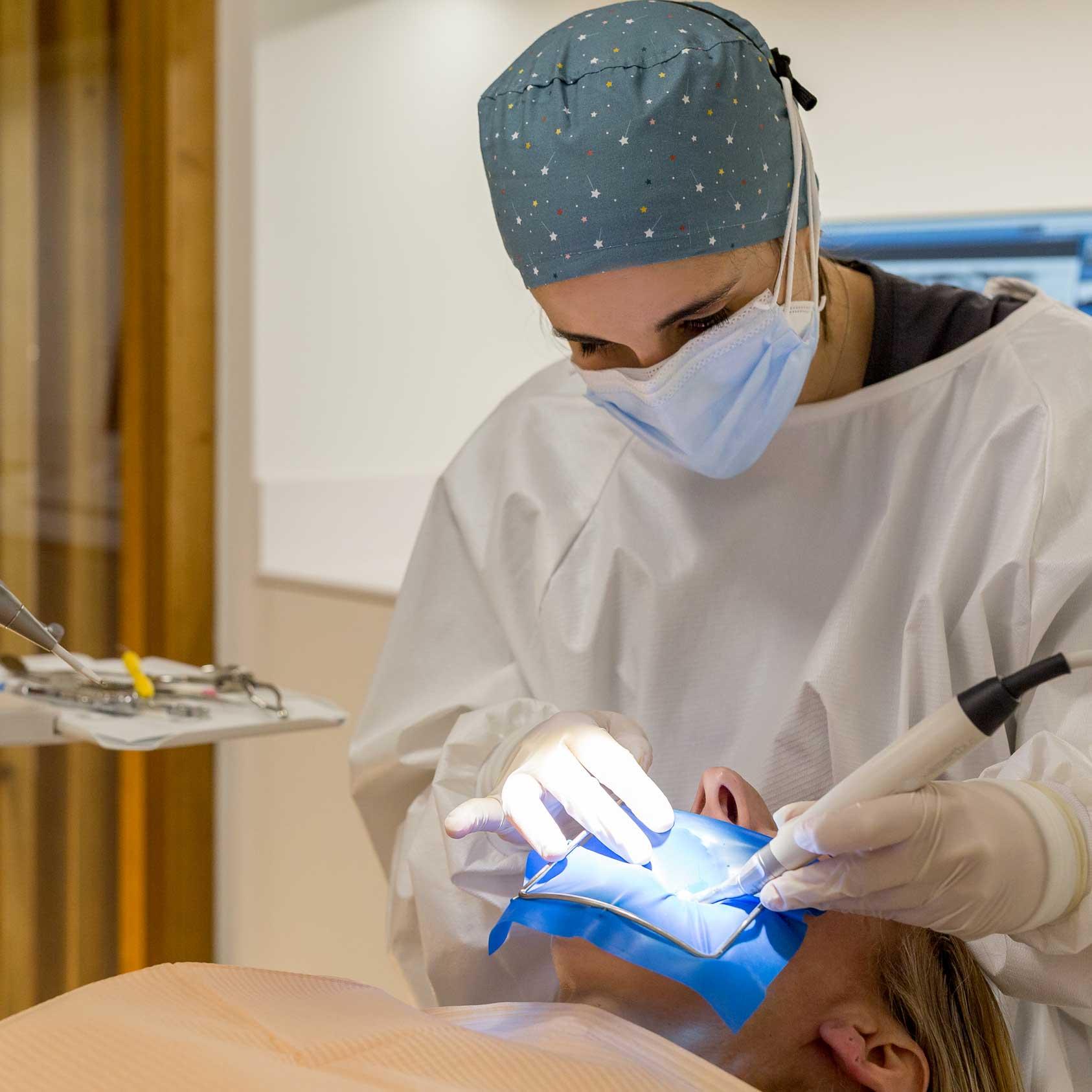caries y endodoncia